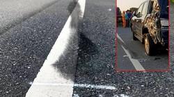 Vụ xe Lexus biển 8888 bị đâm trên cao tốc: Chiến sĩ CSGT giờ ra sao?