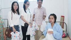 Báo NTNN/Dân Việt san sẻ yêu thương với bệnh nhân tâm thần Cần Thơ
