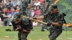 Khám phá 5 bài tập khắc nghiệt của lính đặc chủng Trung Quốc
