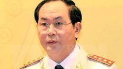 Những đại án được phá thời Đại tướng Trần Đại Quang làm Bộ trưởng