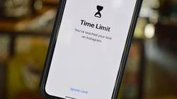 Cách sử dụng App Limits trong iOS 12 để giới hạn thời gian cho ứng dụng