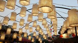 Ảnh: 400 đèn lồng lung linh đón trung thu ở Hà Nội