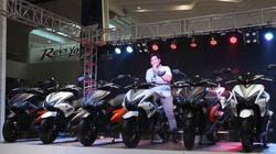 """Ra mắt Yamaha Mio Aerox S giá 53 triệu đồng, """"hút"""" giới mày râu"""