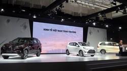 Giá từ 345 triệu đồng, bộ 3 xe nhập khẩu Toyota hứa hẹn đốt nóng thị trường