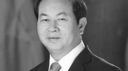 Gia đình Chủ tịch nước xin được miễn nhận tiền phúng viếng
