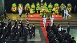 Lễ truy điệu Chủ tịch nước được tổ chức thế nào?