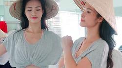 Đông Nhi mang nón lá đi biểu diễn nhạc hội ở Nhật Bản