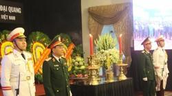 Trang nghiêm Lễ truy điệu Chủ tịch nước Trần Đại Quang tại TP.HCM