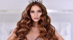 Ngỡ ngàng vẻ đẹp như tiên nữ của tân hoa hậu Crimea