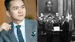 MC Hạnh Phúc xúc động kể về kỷ niệm với Chủ tịch nước Trần Đại Quang