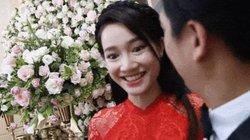 Cô dâu Nhã Phương bị dân mạng soi nhược điểm này trong ngày cưới