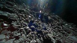 Khoảnh khắc hai robot Nhật đáp xuống tiểu hành tinh, tìm sự sống