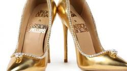 Hé lộ chất liệu cực sang làm nên đôi giày đắt nhất hành tinh 400 tỷ đồng