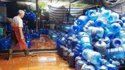 Khó quản lý nước đóng bình tại Hà Nội