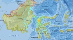 Động đất cực mạnh gây cảnh báo sóng thần tại Indonesia