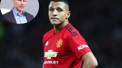 """Giggs """"chỉ bảo"""" Mourinho cách dùng Alexis Sanchez"""
