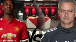 BIẾN CĂNG: Theo sau 'nội chiến' Pogba- Mourinho, phòng thay đồ M.U đại loạn