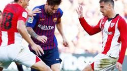 Messi cạo sạch râu, Barca bất khả... chiến thắng