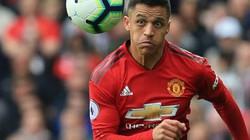 Vì sao Sanchez vắng mặt trận M.U thảm bại trước West Ham?