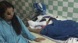 Việt kiều Canada bị tạt axit: 4 tháng đau đớn tột cùng và hình ảnh mới