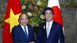 Thủ tướng Nguyễn Xuân Phúc hội đàm với Thủ tướng Nhật Bản