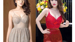 """Đọ phong cách thời trang của cặp """"tình địch"""" Bảo Thanh - Quỳnh Nga"""