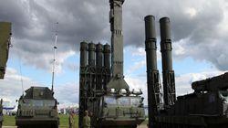 Ảnh vệ tinh phát hiện bất ngờ về rồng lửa S-300 Nga ở Syria