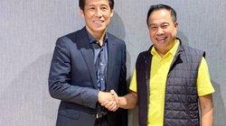 Vừa ra mắt ĐT Thái Lan, HLV Akira Nishino đã đi vào lịch sử