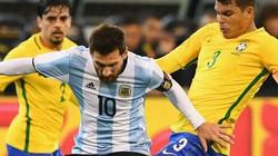 Siêu kinh điển Nam Mỹ: HLV Brazil bất ngờ ca ngợi Leo Messi