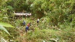 Quảng Ninh: Xe khách bị lật, 1 người tử vong