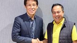 HLV Nishino may mắn được Thái Lan bổ nhiệm nhờ… HLV Park Hang-seo
