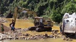 TT-Huế: Yêu cầu thanh tra việc núp bóng thủy điện khai thác cát lậu