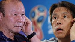 Bất ngờ: Từng là bại tướng của HLV Nishino, ông Park sẽ phục hận?