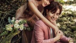 Thu Thủy và bạn trai kém 10 tuổi chụp bộ ảnh cưới đậm chất ngôn tình tại Đà Lạt