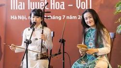 Mai Tuyết Hoa ra album Xẩm sau 20 năm gắn bó với nghề