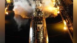 Cháy tàu ngầm hạt nhân tối mật Nga: 14 thủy thủ khóa cửa, chấp nhận hy sinh để cứu tàu?