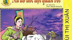 Nữ tướng dũng mãnh và câu chuyện đánh hổ cứu chồng