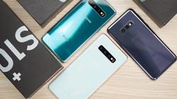 Galaxy S10 bán đắt hàng hơn Galaxy S9, giúp Samsung thắng thế trước Apple