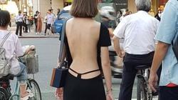 Thời trang xuống phố sành điệu của phụ nữ Trung Quốc