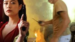 Video: Đoàn phim của Hoàng Thùy Linh phải tháo chạy vì sự cố bất ngờ