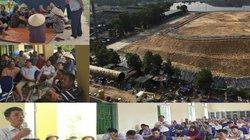 Vụ chặn xe vào bãi rác Nam Sơn: Tại sao đối thoại vẫn bất đồng ý kiến?