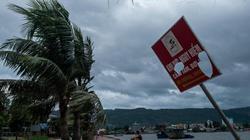 Gió bão giật cấp 9 ở Bạch Long Vỹ, Cô Tô