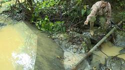 Bắc Kạn: 25 hộ dân kêu cứu vì nguồn nước nghi bị nhiễm độc