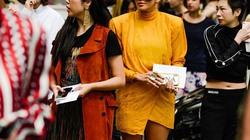 Street style đẹp như mơ tại tuần lễ Haute Couture Paris