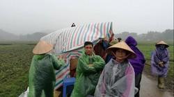 Chủ tịch huyện xuống đối thoại lúc nửa đêm, dân Nam Sơn vẫn kiên quyết chặn xe rác
