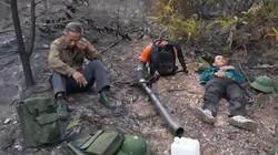 """Cháy rừng ở Hà Tĩnh: Gửi những người chống """"giặc lửa"""" trên đỉnh rú"""