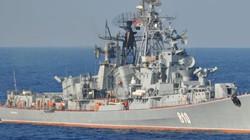 Nóng: Đội tàu chiến của Nga dàn trận dằn mặt NATO