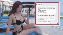 """Hot girl Mai Thỏ """"sốc hết hồn"""" vì bị gạ tình giá """"khủng"""" 5.000 USD/giờ"""