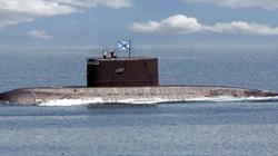 """Nóng: Tàu ngầm Nga-Mỹ """"chiến"""" nhau gần Alaska?"""