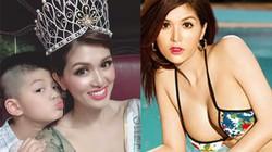 Hoa hậu quê Vũng Tàu làm điều chưa từng có trong lịch sử nhan sắc Việt
